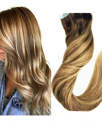 Ombre Clip In Hair Extension 1