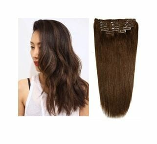 Ombre Clip In Hair Extension 2