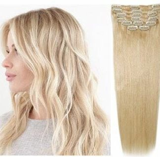 Ombre Clip In Hair Extension 3