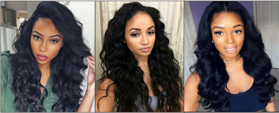 Brazillian Body Wave Hairs
