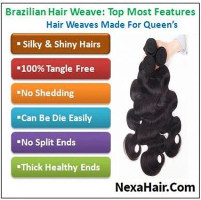 16 18 20 inch brazilian body wave img4