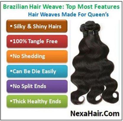 3 bundles Brazilian body wave img 4