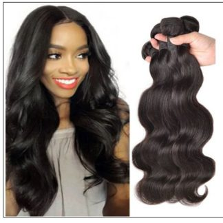 Body Wave 3 pcs Human Hair Extension 1