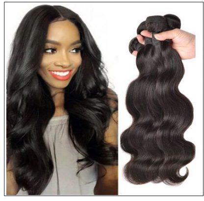 Body Wave 3 pcs Human Hair Extension 1