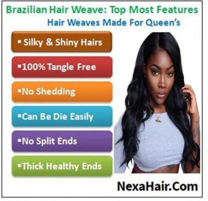 Brazilian Body Wave Bundles With Closure img 4