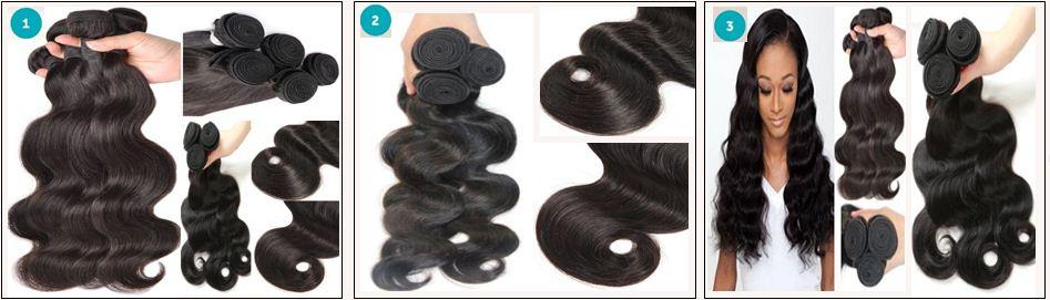 Cheap brazilian body wave hair bundles