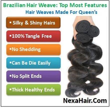 Cheap brazilian body wave hair bundle 1