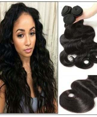 Cheap brazilian body wave hair bundles-40% OFF