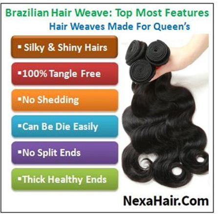 Brazilian body wave hair 3 bundles with closure img 4