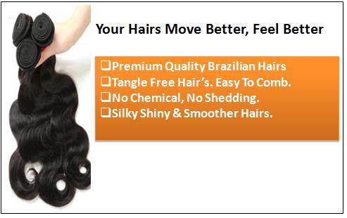 Brazilian remy hair body wave 1