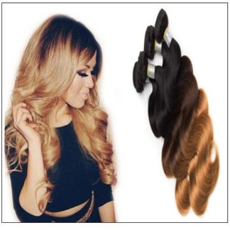 ombre brazilian body wave img 1