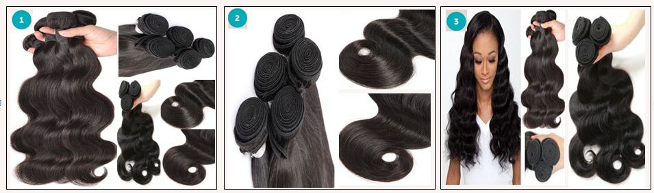 Body Wave Hair Bundles img