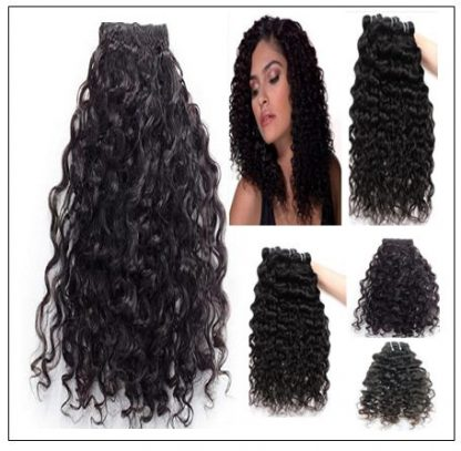 Raw Indian Curly Hair img3