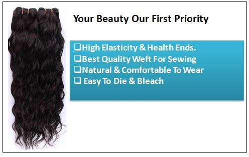 Raw Indian Wavy Hair-Natural Wavy Hair 2