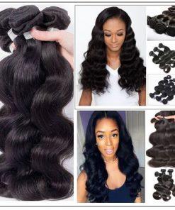 14 Inch Brazilian Body Wave Hair img 3
