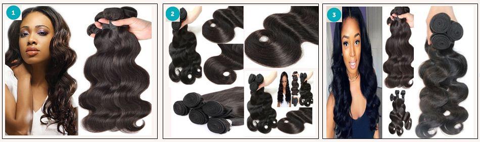 14 Inch Brazilian Body Wave Hair img