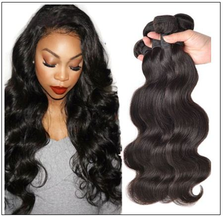 remy brazilian body wave hair img 1