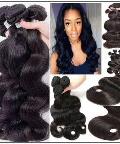remy brazilian body wave hair img 2
