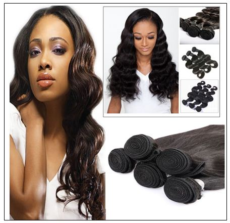 remy brazilian body wave hair img 3