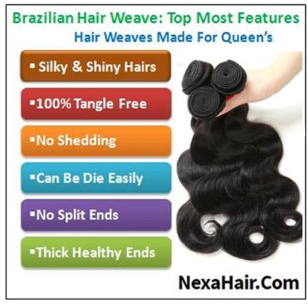 remy brazilian body wave hair img 4