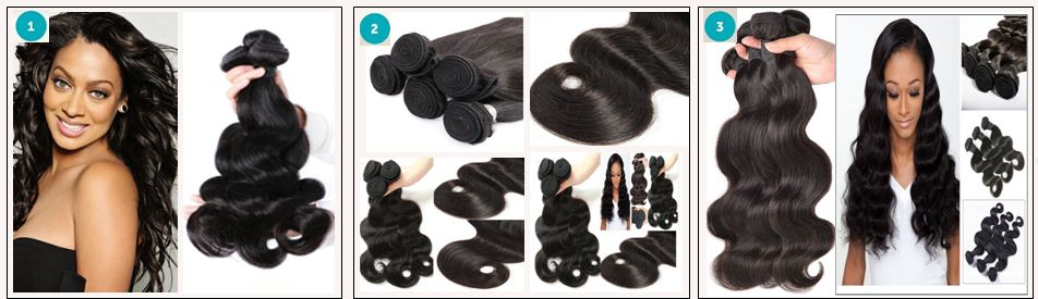 remy brazilian body wave hair
