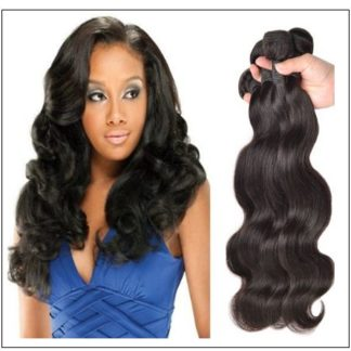 virgin brazilian body wave hair img 1
