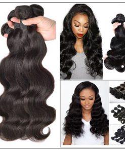 virgin brazilian body wave hair img 2