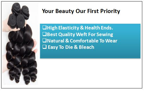 14 inch loose wave weave 2