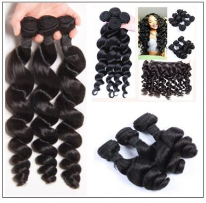 14 inch loose wave weave img 2