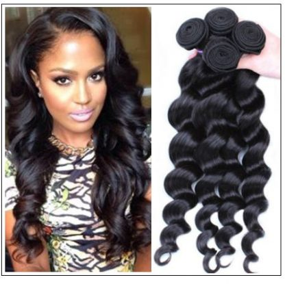 16 inch loose wave weave img 1