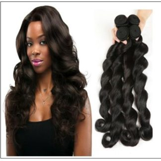 Brazilian Body Wave Loose Wave img 1