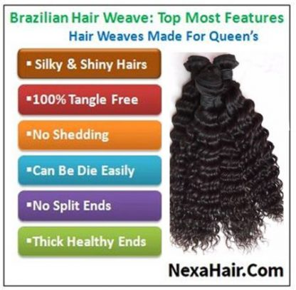 Brazilian Deep Body Wave Bundle img 4