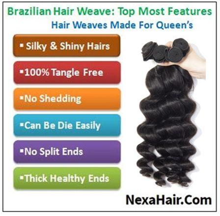 Brazilian Loose Deep Wave Weave img 4