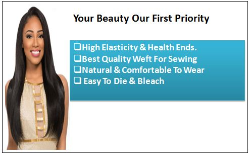 Brazilian Straight Hair Bundles For Sale 2