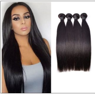 Brazilian Straight Hair Bundles For Sale img 1