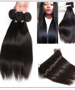 Brazilian Straight Hair Bundles For Sale img 2