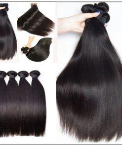 Brazilian Straight Hair Bundles For Sale img 3