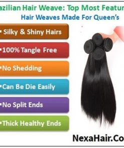 Brazilian Straight Hair Bundles For Sale img 4