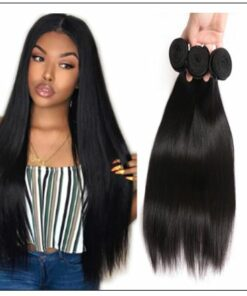 Human Hair Bundles Straight IMG 1