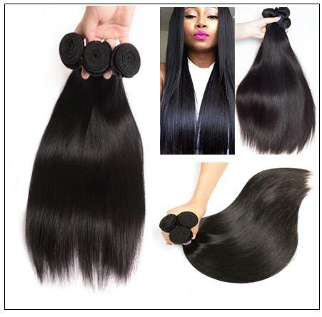Human Hair Bundles Straight IMG 2