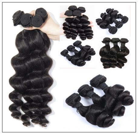 Loose Wave Remy Hair Weave img 2