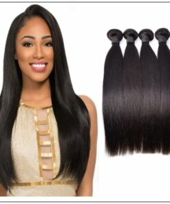 Virgin Straight Hair Bundles img 1