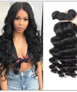 brazilian loose body wave weave img 1