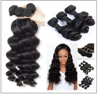 indian loose wave weave img 2