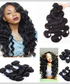indian loose wave weave img 3