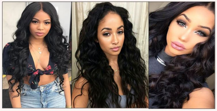 indian loose wave weave img