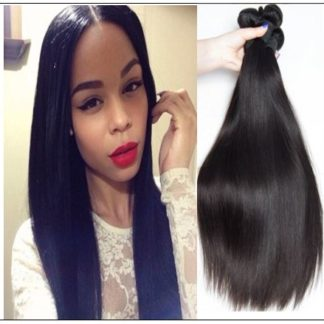 30 inch straight hair weave img 1