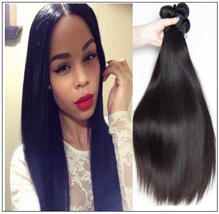 30 inch straight hair weave img 1