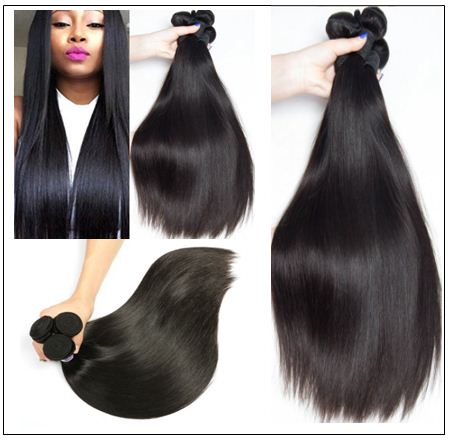 30 inch straight hair weave img 2