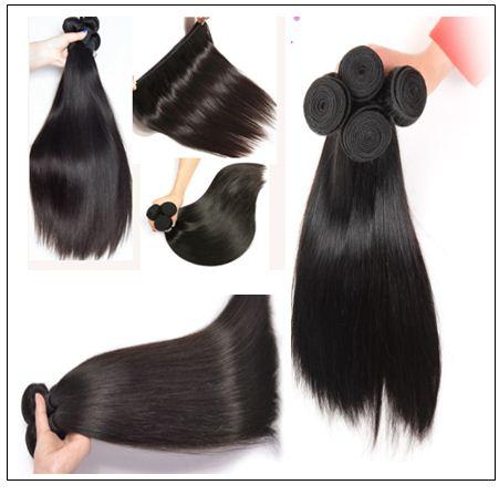 30 inch straight hair weave img 3